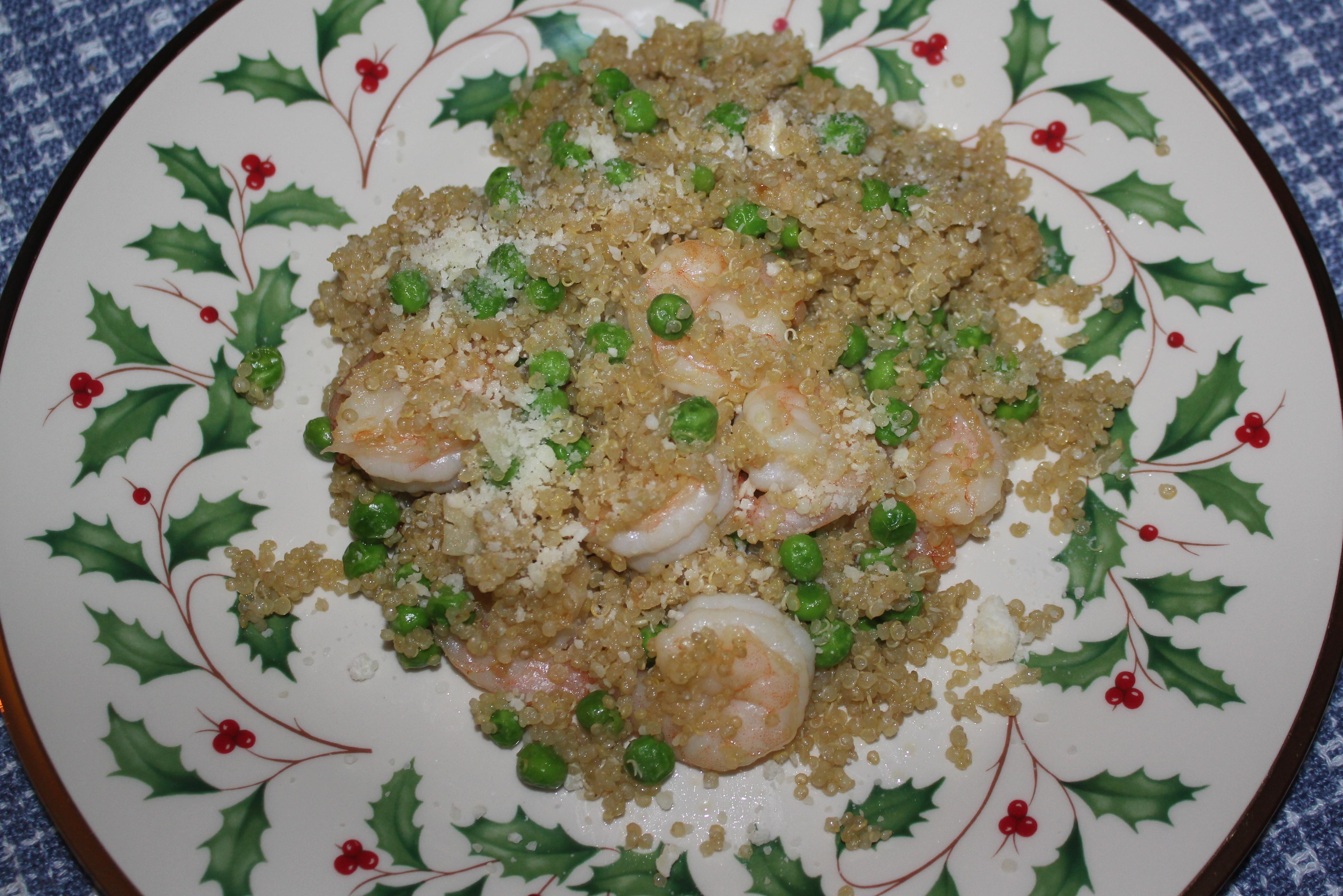 Shrimp Quinoa Recipes — Dishmaps