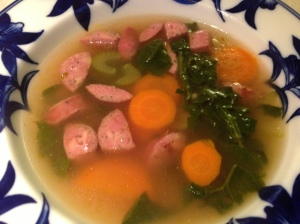 SpinachSausageSoup